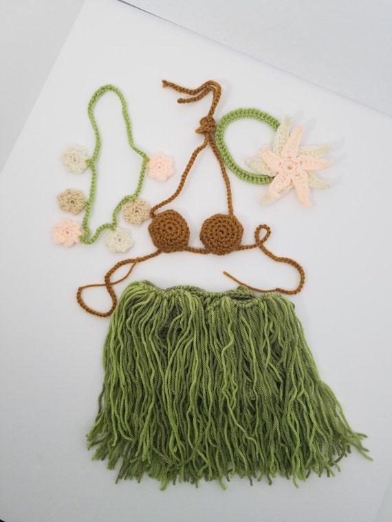 Baby Grass Skirt 116