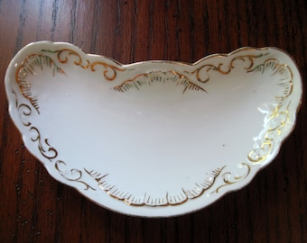 Carlsbad Austria China Bone Dish - Item #1281
