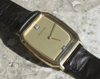 Vintage Wittnauer Mechanical Watch