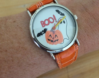 Halloween watch.
