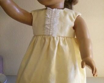 Sweet Vintage Style Doll Sundress