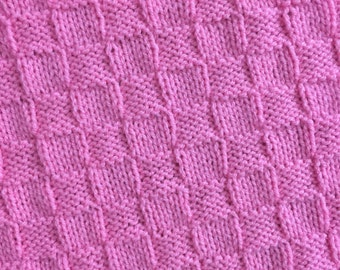 Baby blanket pink