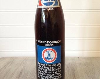 Old Dominion University US Bicentennial Pepsi