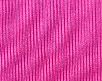 Polyster neoprinte hot pink 12 oz 60 inches