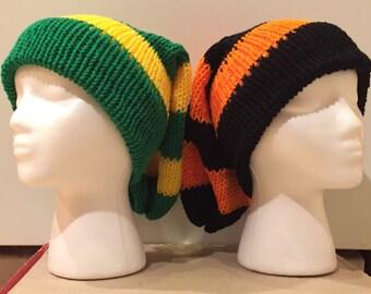 Oregon Ducks/ Beavers Slouchy Hat