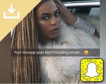 DL - Snapchat Post! - Poster