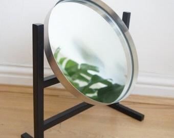 Mid century vintage retro Durlston table vanity mirror
