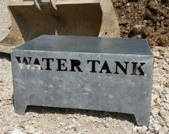 watertank table