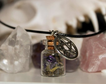 Protection in the bottle * protection amulet * protection in the protection spell bottle