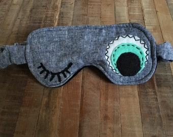 Wild Eyed Sleep Mask
