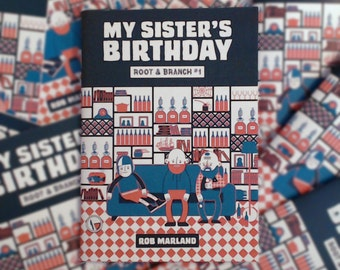 My Sister's Birthday (minicomic)