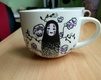 No Face mug Ghibli