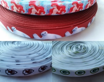 3/8 grosgrain ribbon, ready to be ship
