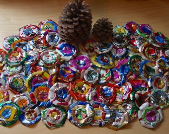 Upcycled Pop Can Flower Art