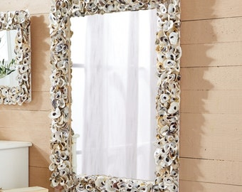Oyster Bay Rectangle Wall Mirror