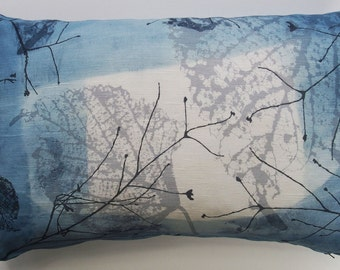 INDIGO CUSHION COVER 40x60cm