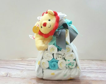 Stork bundle, baby bundle, new baby gift, gender neutral, baby shower gift, baby sprinkle, Ready to Ship