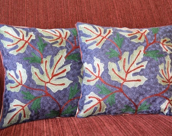 "Decorative Cushion Covers 12"" x 12"""