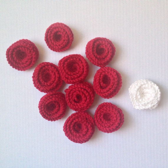 Soft Rosary Roses