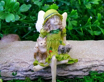 Miniature Fairy Isabelle and Friends