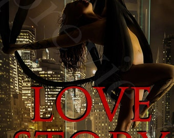 Premade Romance Book Cover Design
