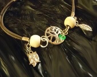Yggdrasil / Tree of Life Bracelet