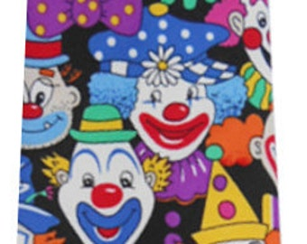 Colorful Clown Necktie Tie1