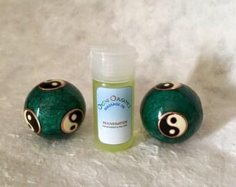 Oiishi Organics Massage Oil