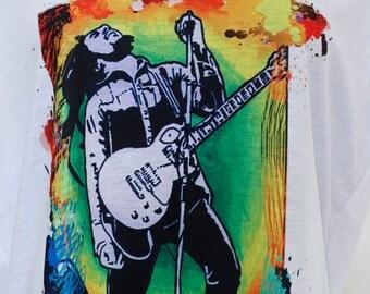 Beautiful Cool Bob Marley Shirt,Bob Marley tshirt,Bob Marley, Bob Marley T Shirt, Reggae , Bob Marley T-shirt , Bob Marley Shirt