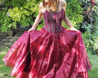 Red Ball Gown - Robe de soirée/marriage/cérémonie