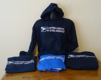 USPS Postal Hooded sweatshirt brand new