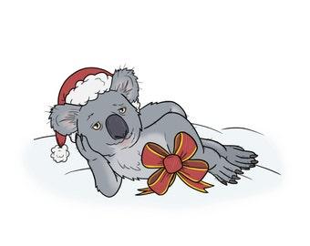Koala Want For Christmas...