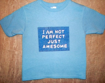 Kids with Attitude t-shirts - Funny kids t-shirts