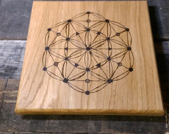 Crystal Grid - Flower of Life
