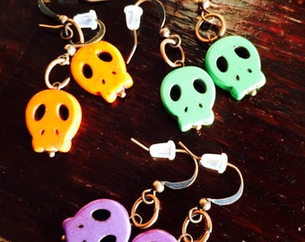 Skull Kandy Earrings