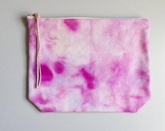 Large Pouch - Nebula Pink