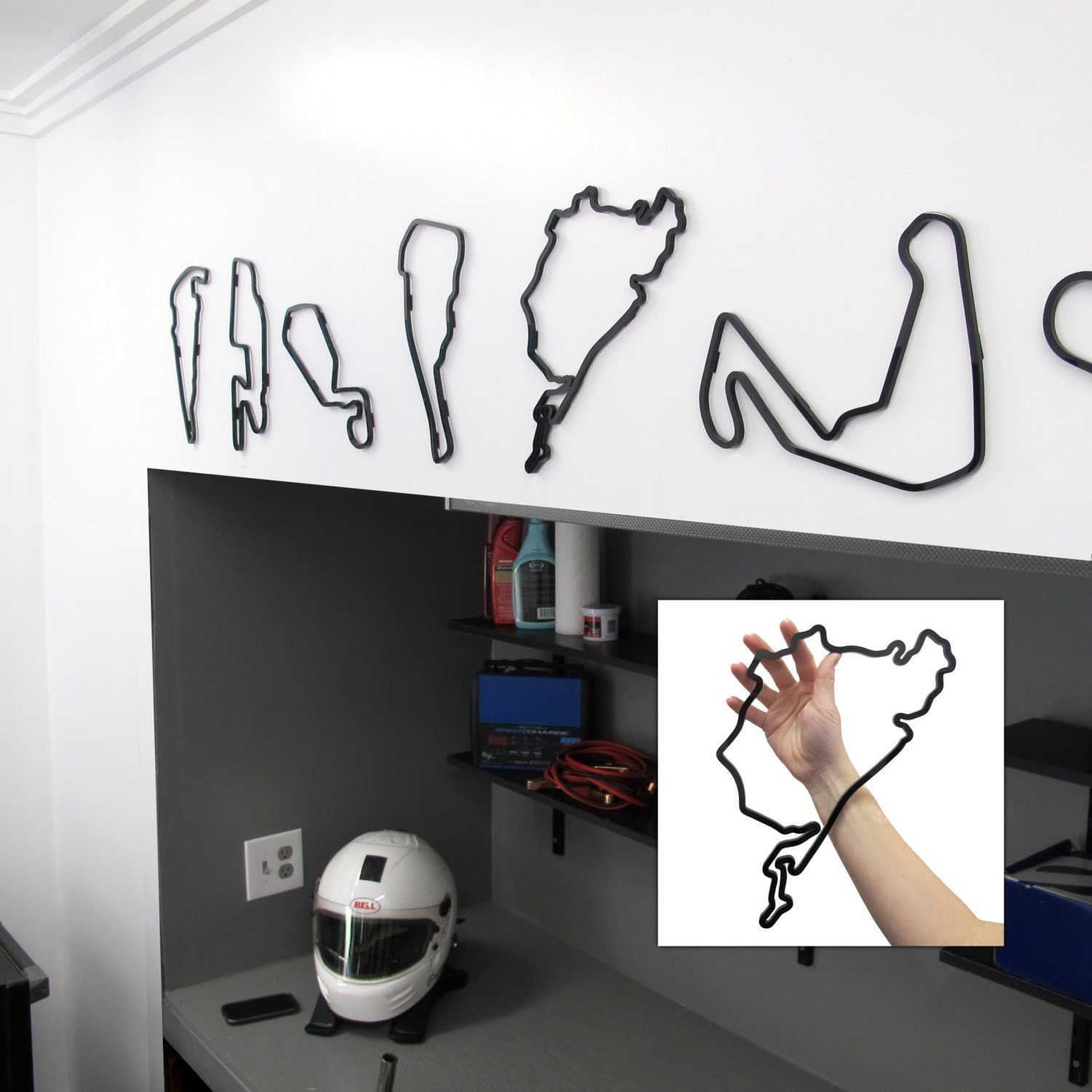 Race Track Wall Stickers Luxury Wall Race Track About My Blog