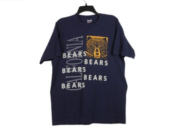 Vintage UC Berkeley Golden Bears T-Shirt Large FREE Shipping!