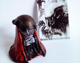No.06 Helmet hell Blackbone doll series 2016 Limited 35 edition