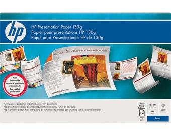 Le Q2547A de HP Laserjet présentation de papier (130 g/m²) 11 x 17 po. / 250 feuilles