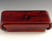 Central American Cocobolo Rosewood Box