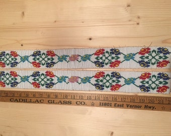 Traditional Native Beadwork