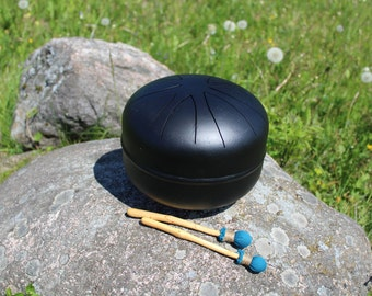 Handmade hank drum