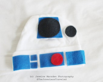 R2D2 cap for Babies and Toddlers