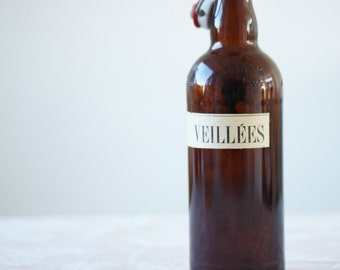 Old French Winebottle
