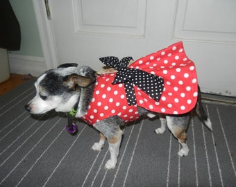 Dog dress harness