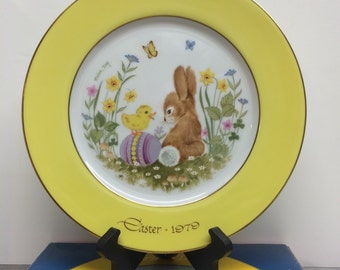 Easter 1979 Limited Edition Plate by Brian Day