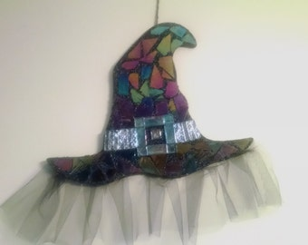 Witch hat mosaic