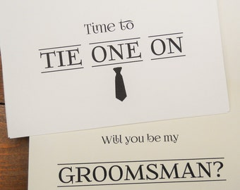 Will You BE MY GROOMSMAN Card, Will You Be My Groomsman Funny, Will You Be My Groomsman, Will You Be My Groomsman Gift, Groomsmen Gift
