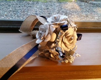 Large Paper Flower Bouquet